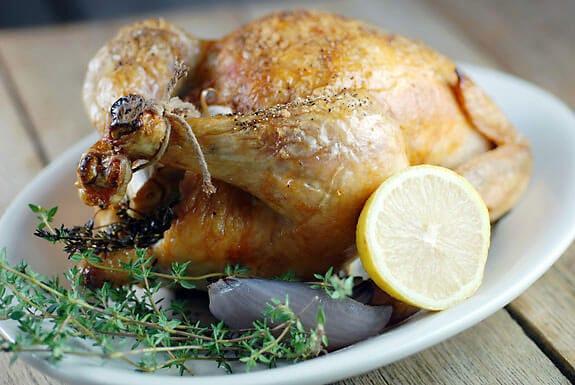 Perfect Roast Chicken | Elana's Pantry