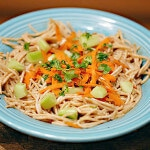 sesame noodles gluten-free recipe