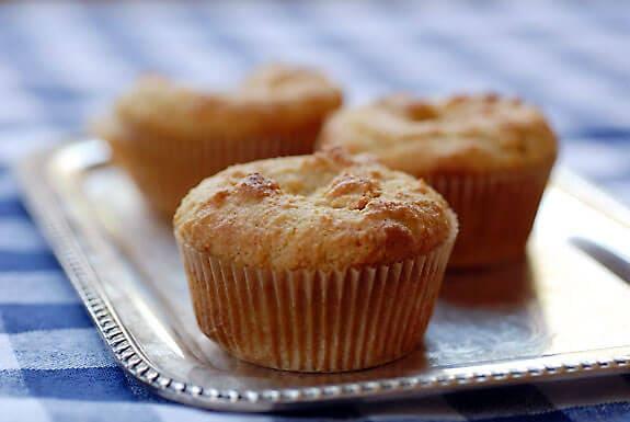almond flour muffins