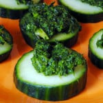 nettles pesto vegan gluten-free recipe