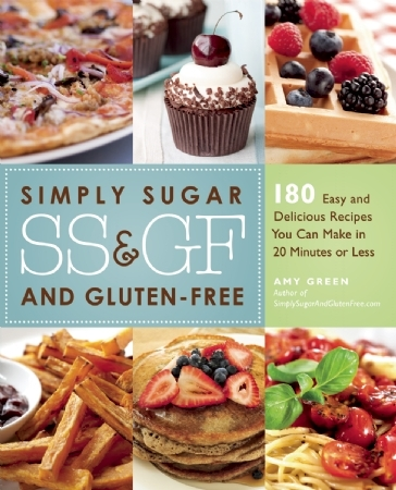 simply sugar and gluten-free cookbook amy-green