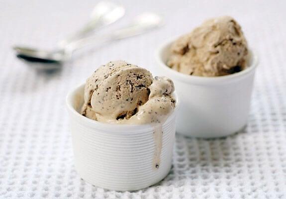 Coconut Chocolate Chip Ice Cream Recipe | Elana's Pantry