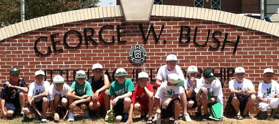 Boulder Wildcats Little League baseball team 2011
