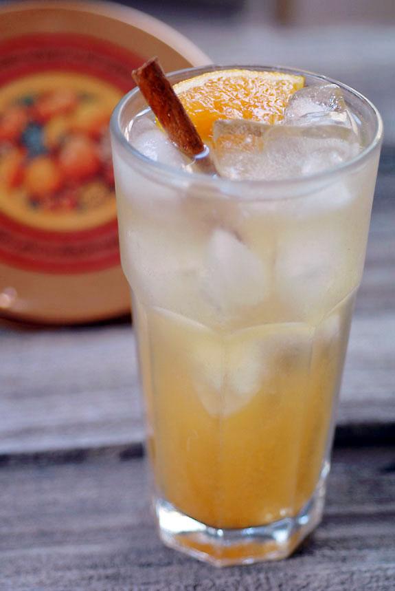 Apple Cider Soda | Homemade Cider Soda Recipe