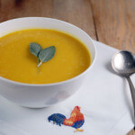 butternut squash apple soup recipe