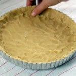 gluten-free paleo dessert pie tart crust recipe