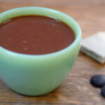 peppermint hot chocolate dairy-free recipe
