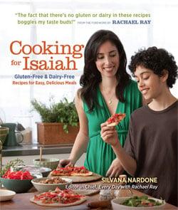 cooking with isaiah silvana nardone