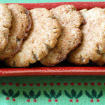 gingersnap cookies gluten-free recipe