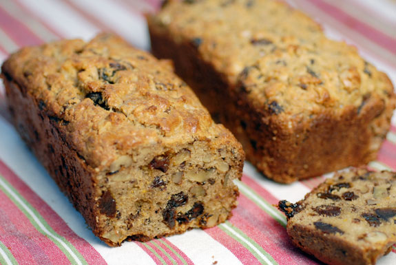 Paleo Fruitcake Recipe | Elana's Pantry