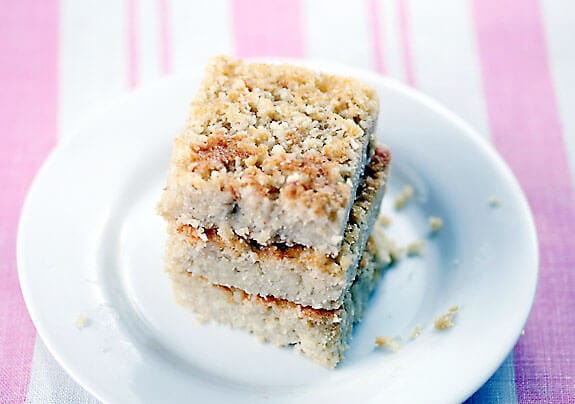 coconut bars recipe gluten-free healthy