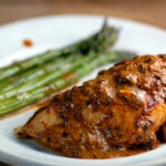 baked mustard lime chicken recipe