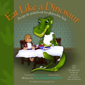 eat like a dinosaur book cover