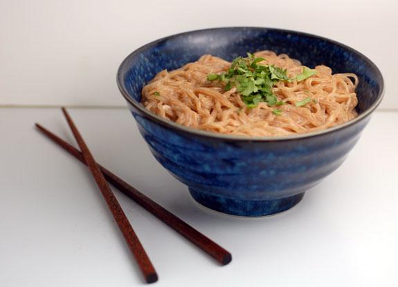 Sesame Kelp Noodles | Paleo Noodle Dinner Recipe