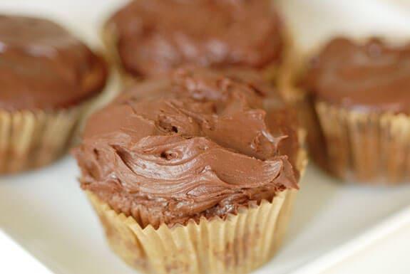 paleo chocolate cupcakes grain-free gluten-free dessert recipe