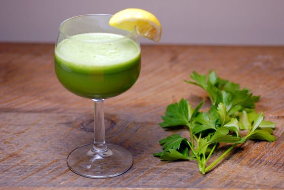 Simple Green Juice | Healthy Drink