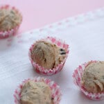 Mint Chip Truffles paleo dessert recipe