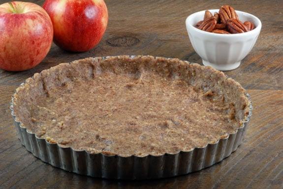 Paleo Pecan Tart Crust Recipe | Elana's pantry