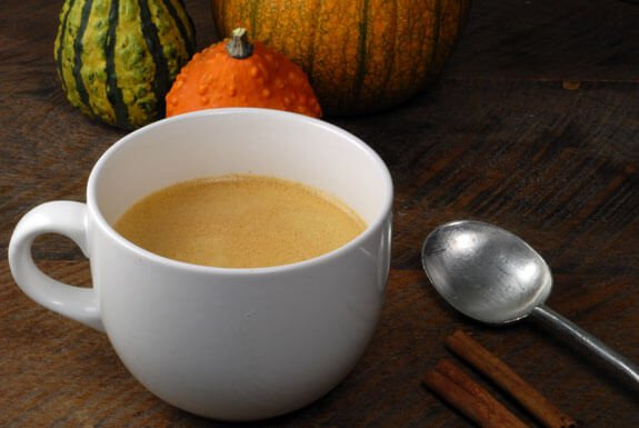 How to Make Pumpkin Spice Lattes at Home | Elana's Pantry