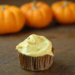 pumpkin whipped cream dessert frosting topping recipe vegan