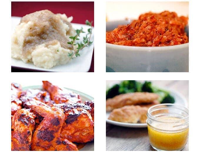 thanksgiving--condiment-sauce-recipes