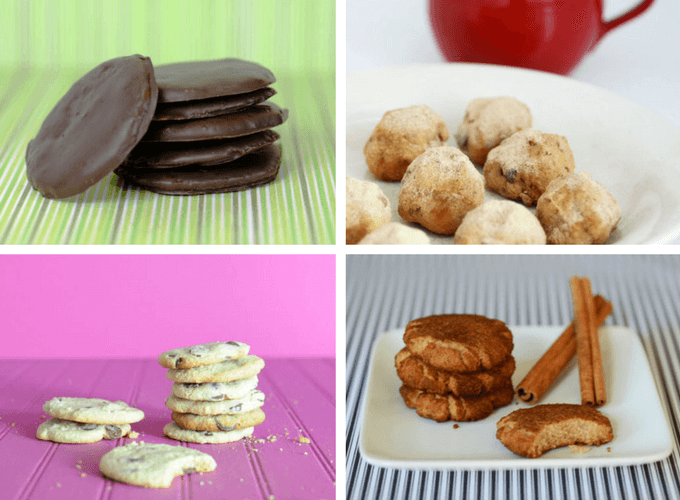 Paleo Christmas Cookie Recipes