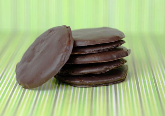 paleo thin mints girl scout cookie recipe