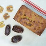 paleo date walnut bread recipe