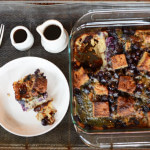 paleo blueberry french toast casserole mothers day recipe