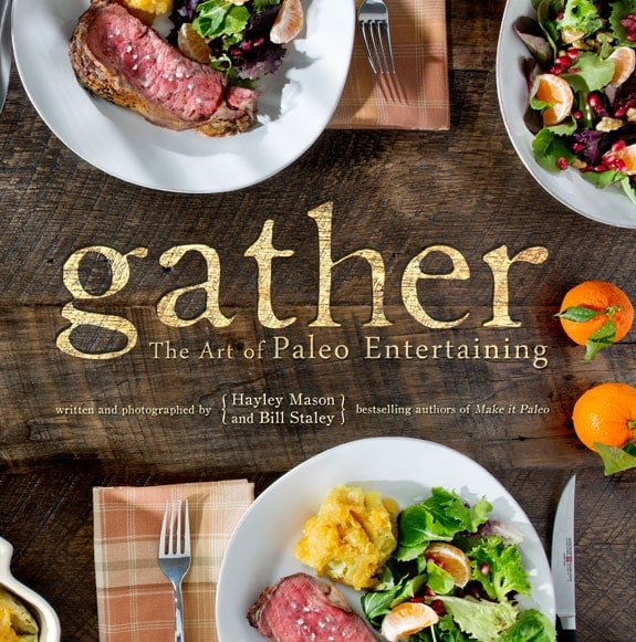 gather front cover
