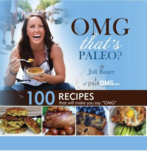 OMG that's Paleo book cover