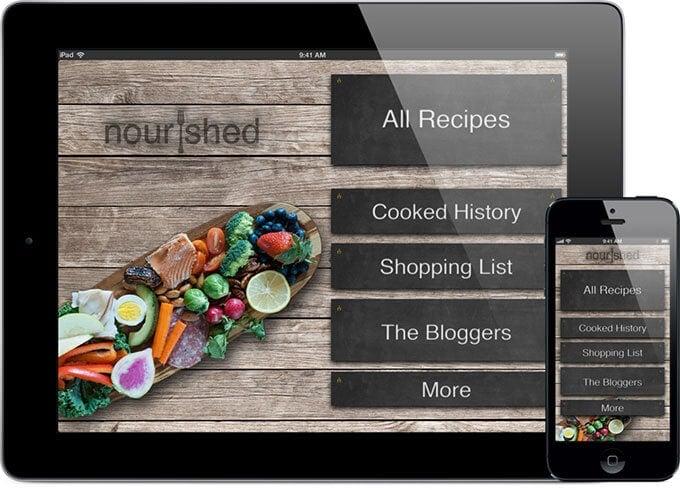 Nourished App