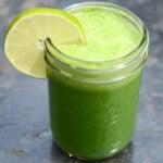 mojito green juice drink recipe