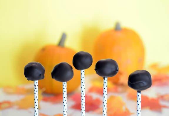 paleo pumpkin cake pops recipe