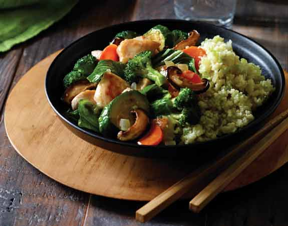 asian stir fry recipe from paleo cooking