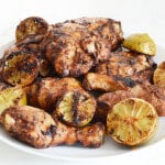Spicy Chicken with Grilled Lime