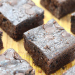 Sunbutter Brownies recipe paleo