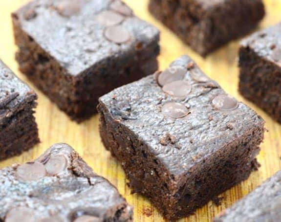 Flourless Sunbutter Brownies Recipe | Elana's Pantry