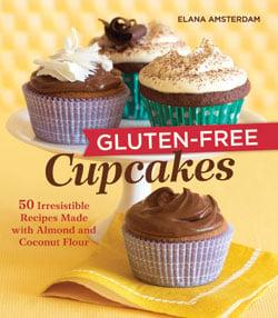 gluten-free cupcakes cookbook elana amsterdam