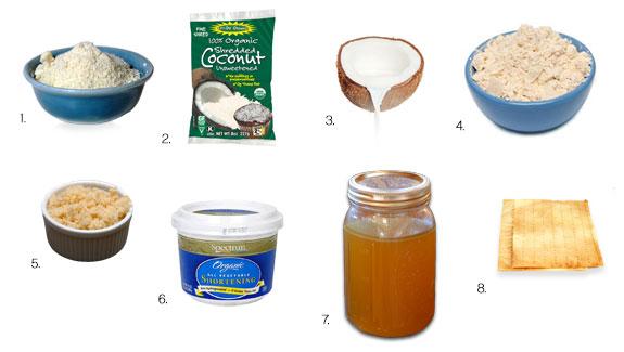 passover ingredients