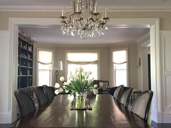 elana's dining room