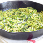 how to make zucchini-noodles