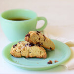 Cranberry Walnut Scones Recipe