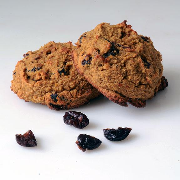 Cranberry Orange Biscuits paleo breakfast recipe
