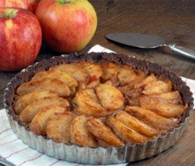 Paleo Apple Tart