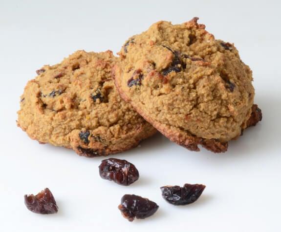 Cranberry Orange Biscuits
