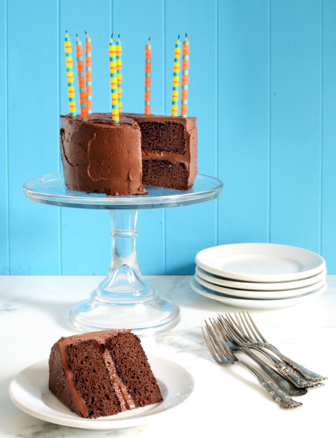 Paleo Birthday Cake Recipe