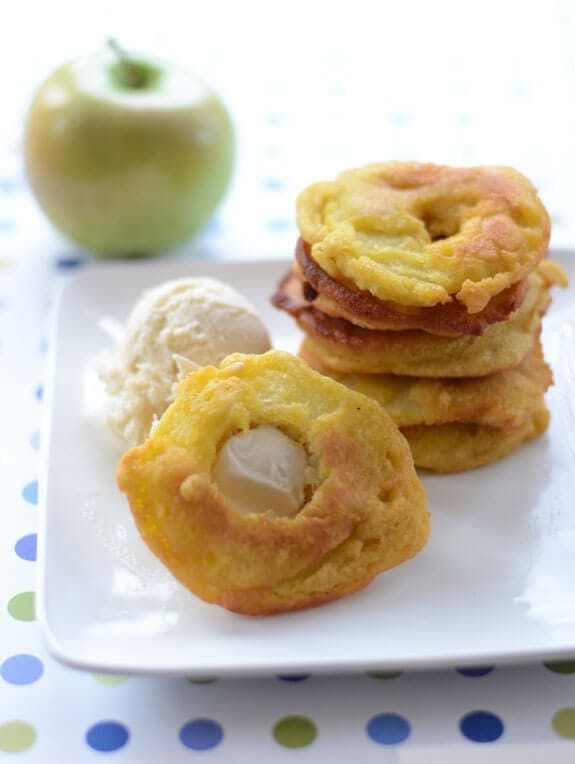 paleo apple fritter recipe