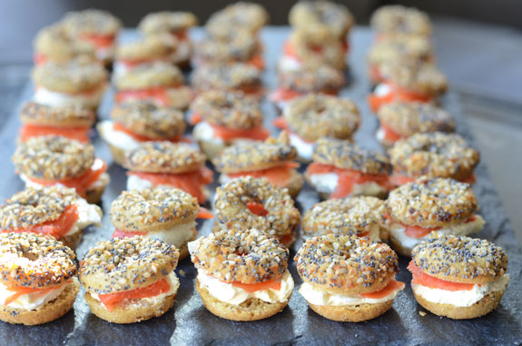 Paleo Mini Bagels recipe