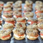 Paleo Mini Bagels recipe